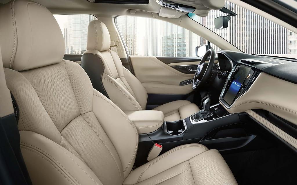 2020 Subaru Legacy Touring XT Interior