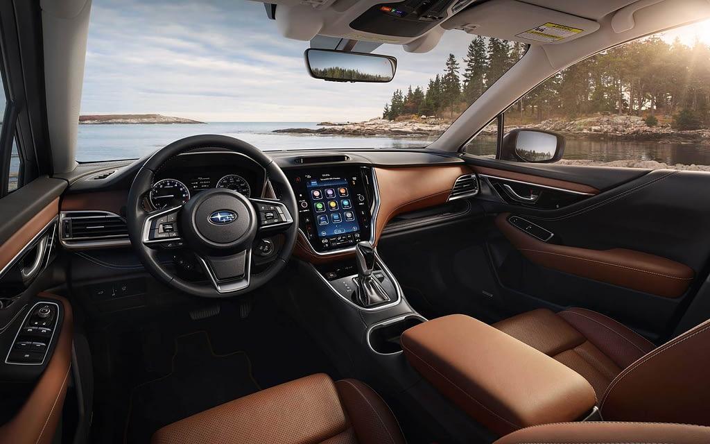 2020 Subaru Outback comfort