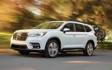 2020 Subaru Ascent Trims and Prices