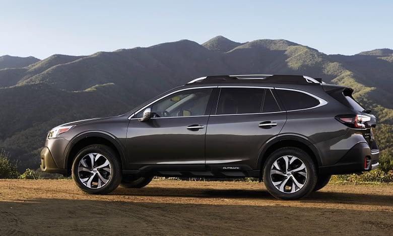 2021 Subaru Outback Towing Capacity