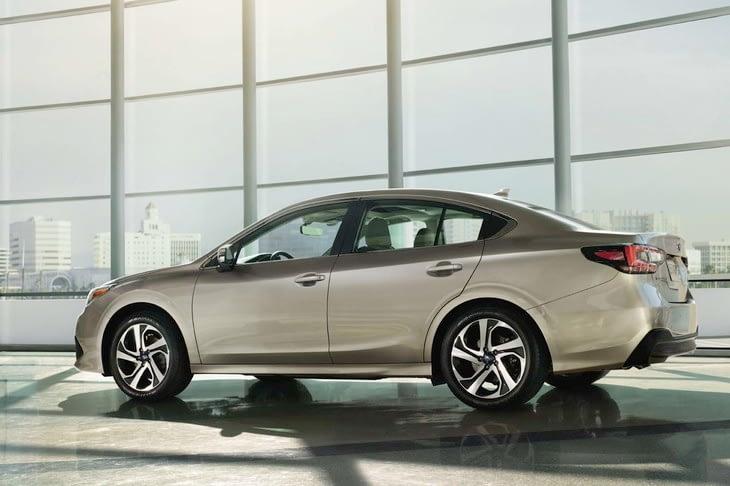 2019 Subaru Legacy Exterior