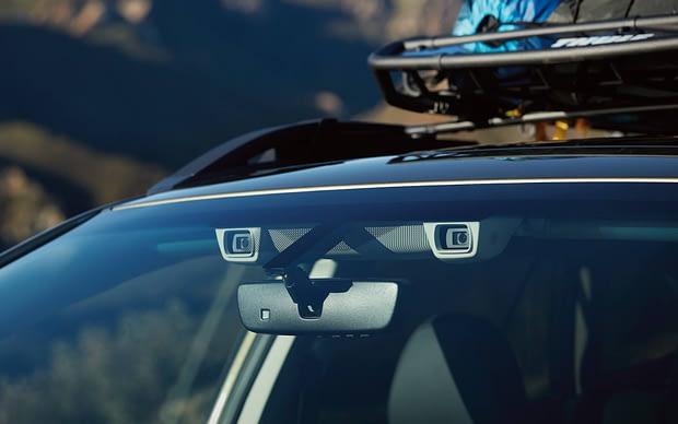 2020 Subaru outback Safety