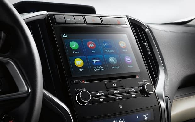 2020 Subaru Ascent Infotainment
