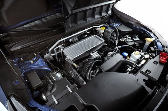 2020 subaru ascent 2.4l dit engine