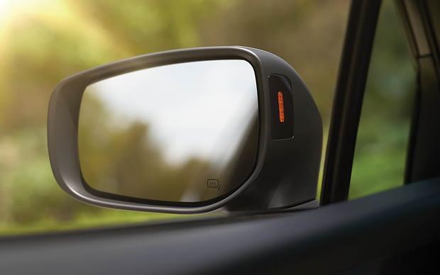 2020 Subaru Ascent Security